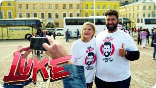 I want to be a star! - Faisal und Luke werden berühmt in Finnland (Tag 1) - LUKE! Die Woche und ich