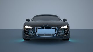 Baixar car in autodesk maya part-1