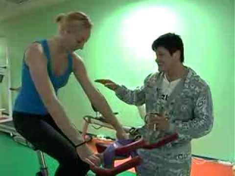 Велотренажер для похудения: нет ничего проще!
