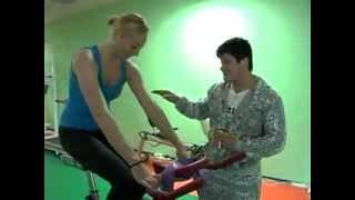 ВЕЛОТРЕНАЖЕР-используем для всех групп мышц