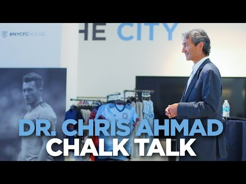 Dr. Christopher Ahmad: Principles To Achieve Mastery | Chalk Talk | 09.12.17