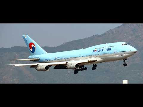 FS2004 - Missed Approach (Korean Air Flight 801)