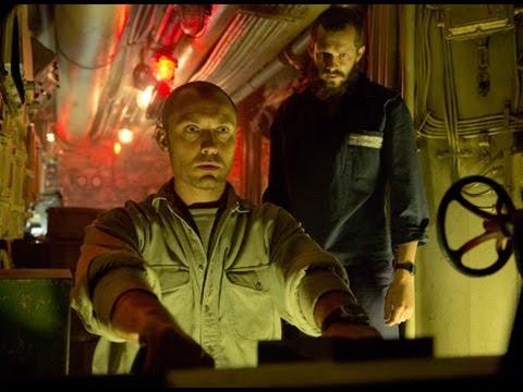 Uボートに眠る金塊を巡るサスペンス!映画『ブラック・シー』予告編