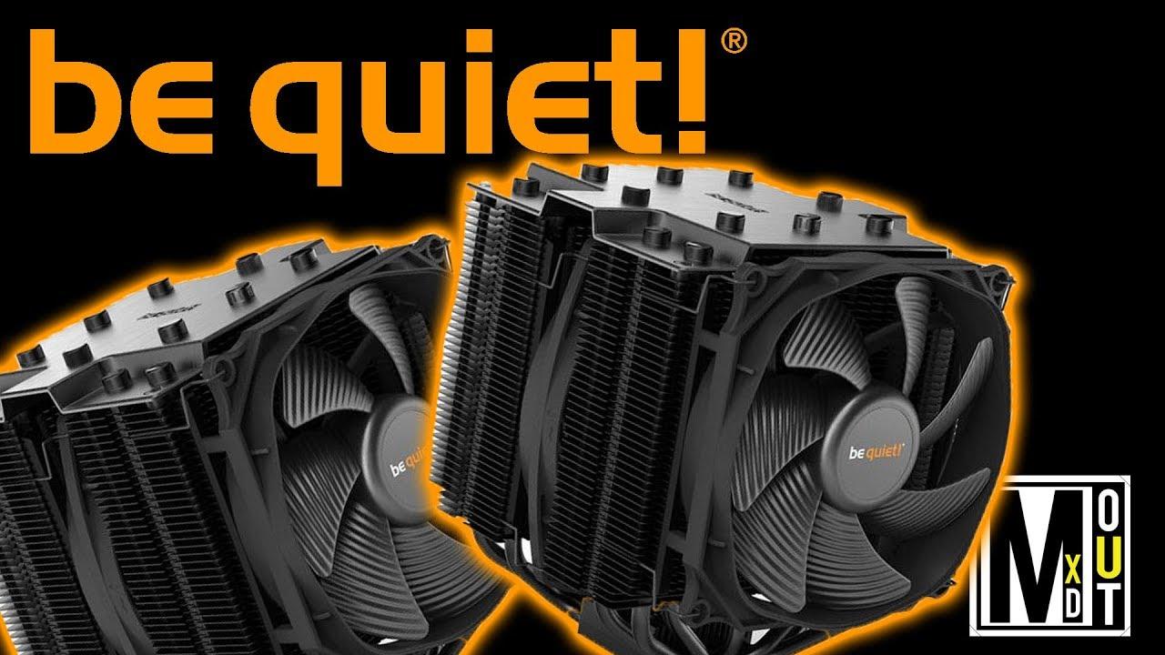 BeQuiet Dark Rock Pro 4 CPU Cooler Review