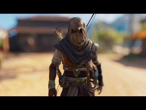 Assassinu0026#39;s Creed Origins - Desert Cobra Outfit - YouTube