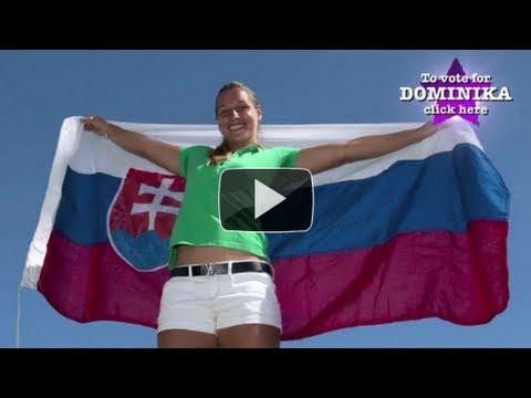 Dominika Cibulkova on Xperia Hot Shots - the story so far (cc subtitles)