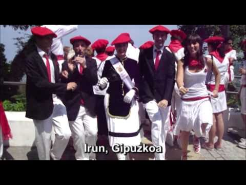 Dancing in the Basque Country
