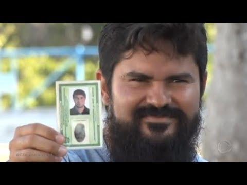 Conheça o homem com o nome mais longo do Brasil