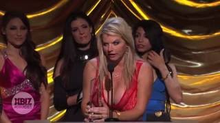 Vicky Vette's Vickyathome.com Wins XBIZ Performer Site of the Year!