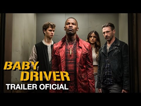 """Baby Driver: Alta Velocidade"" - Trailer Oficial (Sony Pictures Portugal)"