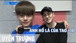 [VIETSUB] [Produce 101] Lee.Yoo CAM feat Jung.Sung CAM