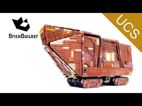 Lego Ultimate Collector Series 75059 Sandcrawler - Lego Speed Build