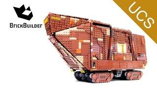 Kijk Lego Star Wars 75059 Sandcrawler filmpje