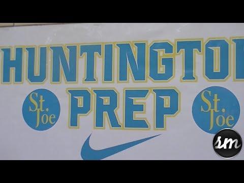 Huntington Prep wins BIG in season opener [2013-2014 Team Mixtape]