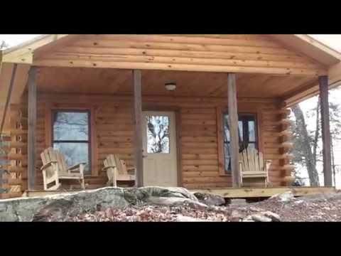DeSoto State Park Pioneer Camping Cabin PSA