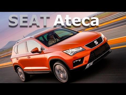SEAT Ateca - El León convertido en SUV | Autocosmos
