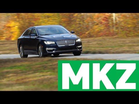 2017 Lincoln MKZ Quick Drive | Consumer Reports
