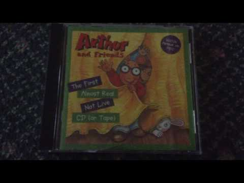 Arthur And Friends: The First Almost Real Not Live CD (or Tape): Crazy Bus (I Said No, D.W.!)