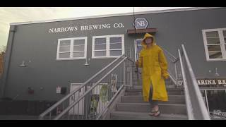 Narrows Brewing Co.  Hoppy Holiday Food Drive