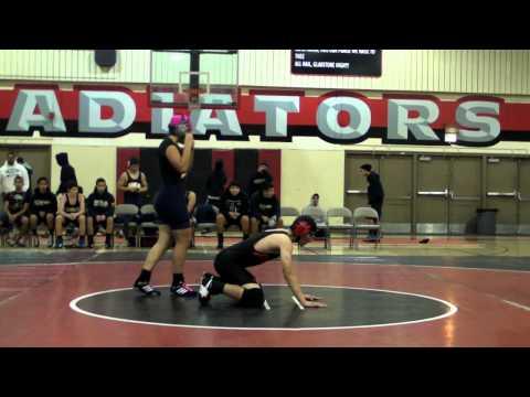 Daniel Munoz vs South El Monte High School