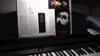 """Wishing You Were Somehow Here Again"" Phantom Of The Opera - solo piano (HD)"
