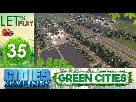 Péage - #35 Cities Skylines : Green Cities