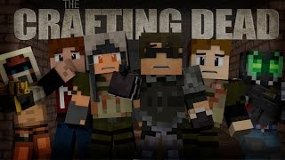 "Minecraft Crafting Dead - ""Losing A Friend...""#10 (Minecraft Roleplay) ~ Sky Does Minecraft"