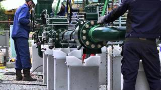 Artis - Travaux réseaux transport gaz naturel