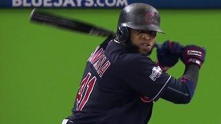 Плей-офф MLB. Финал AL. Матч 3: Торонто Блю Джейз - Кливленд Индианс (17.10.2016)