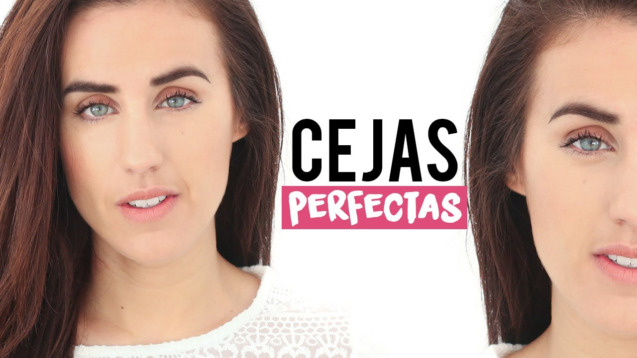 Cejas perfectas | Perfect eyebrows | Cómo depilar y maquillar las ...