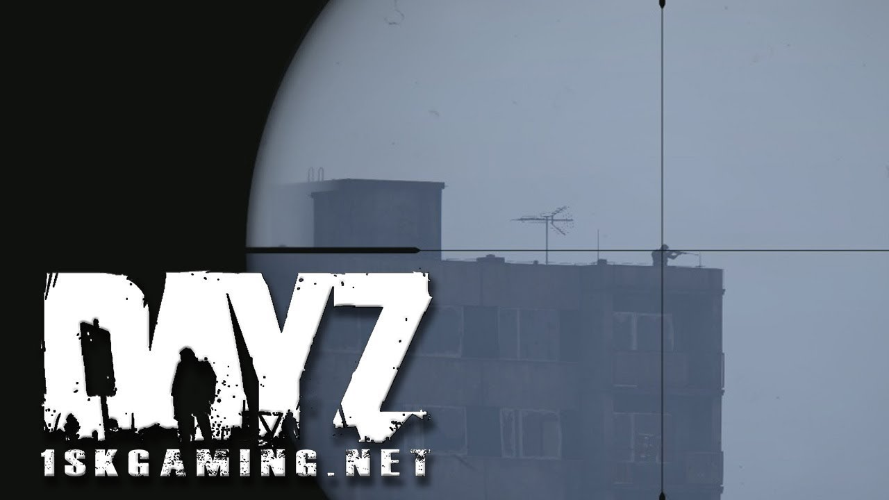 DayZ 1sk The Death of Dwarf