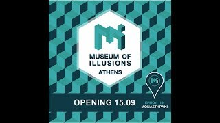 Museum Of Illusions Athens Greece - STAR - 13 09 2018