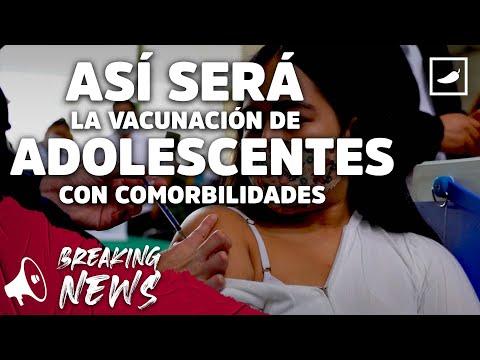 Así inició la vacunación de 12 a 17 años en CDMX
