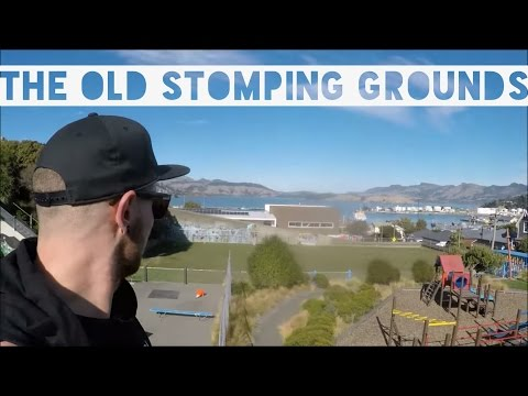 THE OLD STOMPING GROUNDS | LYTTELTON, NEW ZEALAND