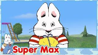 Super Max: Wszystkiego najlepszego | Max i Ruby