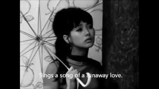 Silence has no wings (1966) - singing scene
