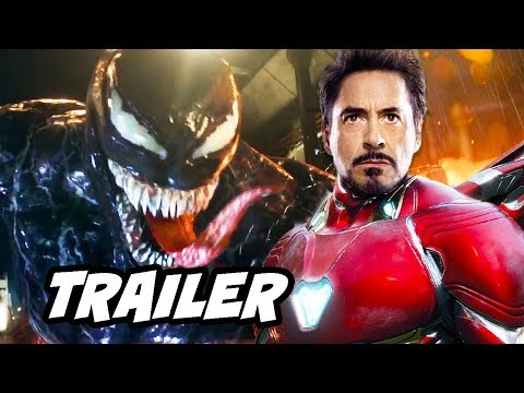 Venom Trailer - Tom Hardy Pitches Spider-Man Avengers Crossover