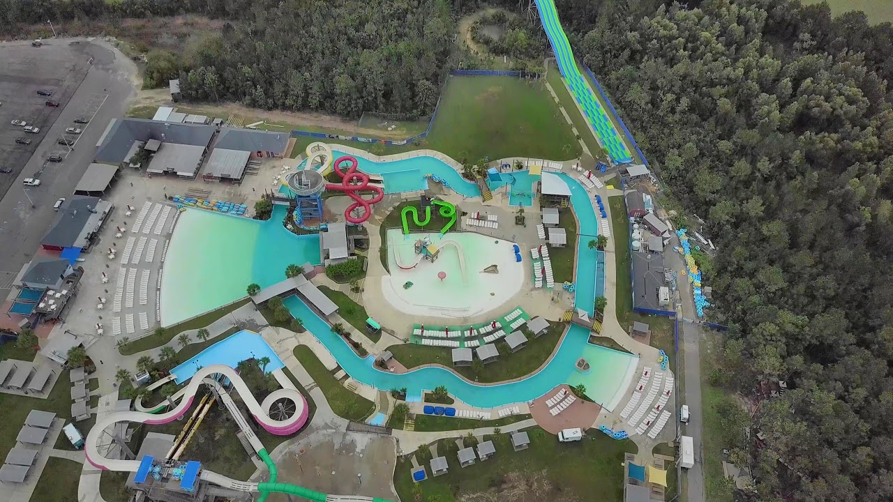 Gulf Islands Waterpark Gulfport Sportsplex Youtube