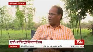 कृषि वानिकी- किसानों का दर्द, ARVIND, RSTV, Ground Report