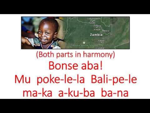 Bonse Aba - Stinson Star Choir Practice Video