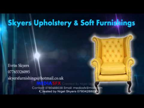 SKYERS UPHOLSTERY AND SOFT FURNISHINGS
