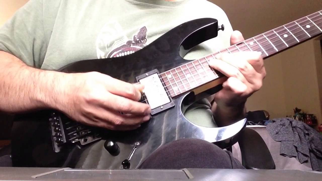 Ibanez Rg Dgt Coil Split Mod Youtube Series Guitars With Dual Humbuckers And The 5 Position Switch
