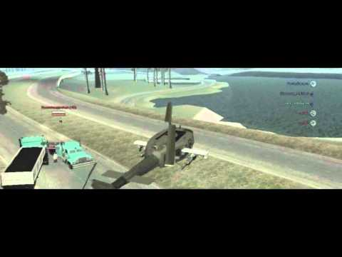 GTA San an Vietnam - Huey Ride