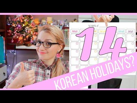 ПРАЗДНИК КАЖДЫЙ МЕСЯЦ!? 14ое в Южной Корее | 14 D DAY Calendar in South Korea😁🌟