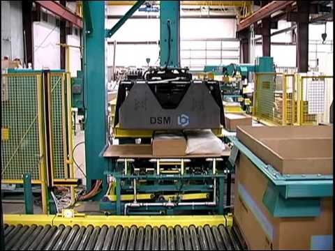 Rubber Bale Supportive Packaging by Sage Automation