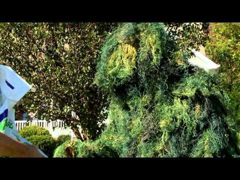 GTN's Fertilizer Grass Man - Fertilize your lawn responsibly