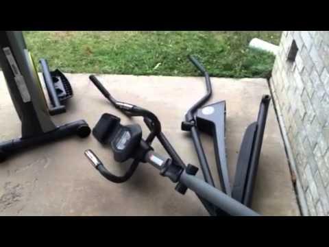 Gold's Gym Stride Trainer 550i