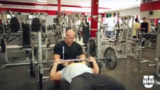 Ben Pakulski Teaches Chest Training for Bodybuilding - Part 1
