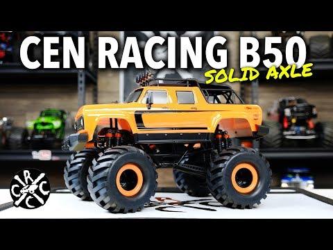CEN Racing B50 4WD Monster Truck - FIRST LOOK