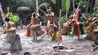 Yap Village Bamboo Stick Dancing- 37sec